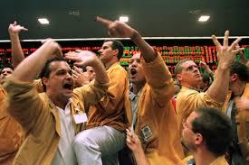 Traders Yellow Shirts Signaling