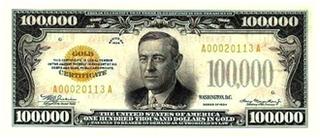 US Dollar 100,000