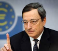 Draghi Mario Pointing Up