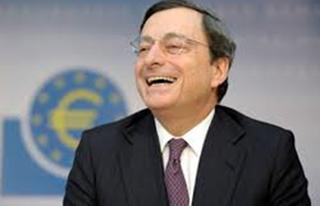 Draghi Mario Smiling Laughing
